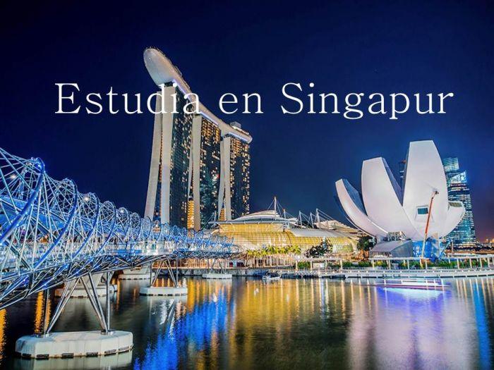 Singapur: Beca Pregrado, Maestría y Doctorado en Diversas Áreas Singapore Management University