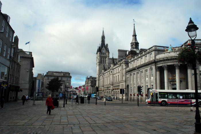 Reino unido: Beca Pregrado en Diversas Áreas Universidad de Aberdeen
