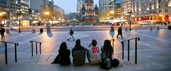 Estados Unidos: Becas para Pregrado en Varios Temas Boston University