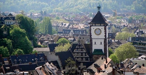 Alemania: Becas para Doctorado en Varios Temas The University of Freiburg