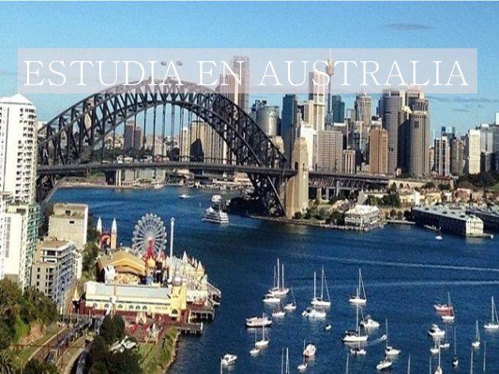 Australia: Beca Maestría o Doctorado en Diversas Áreas  Universidad de Sydney