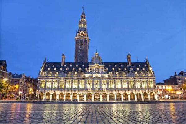 Bélgica: Becas para Maestría en Ciencias Katholieke Universiteit Leuven