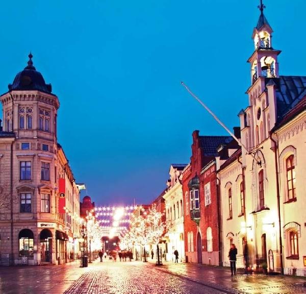 Suecia: Becas para Maestría en Diversos Temas University of Skövde