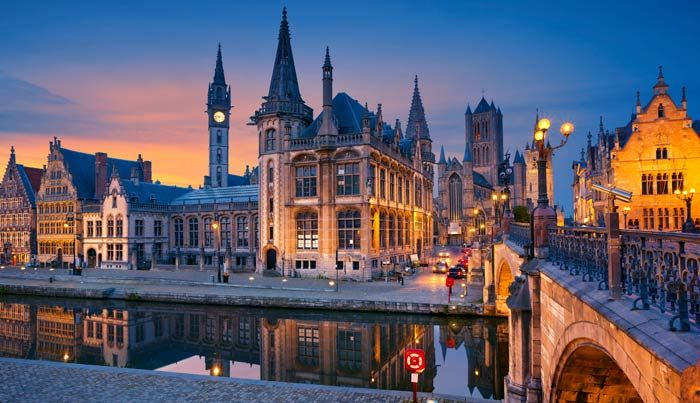 Bélgica: Beca Maestría en Diversas Áreas  Universidad de Ghent