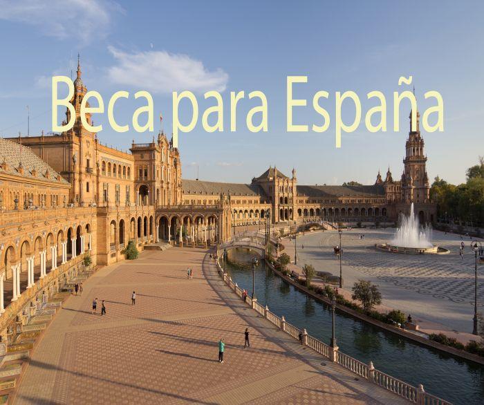 España: Beca Maestría en Diversas Áreas MAEC-AECID