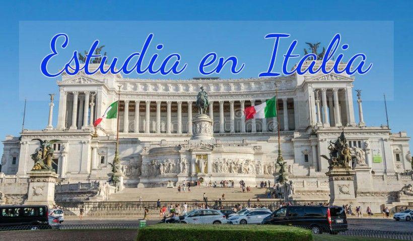 Italia: Beca Pregrado Diversas Áreas Universidad de Bolonia
