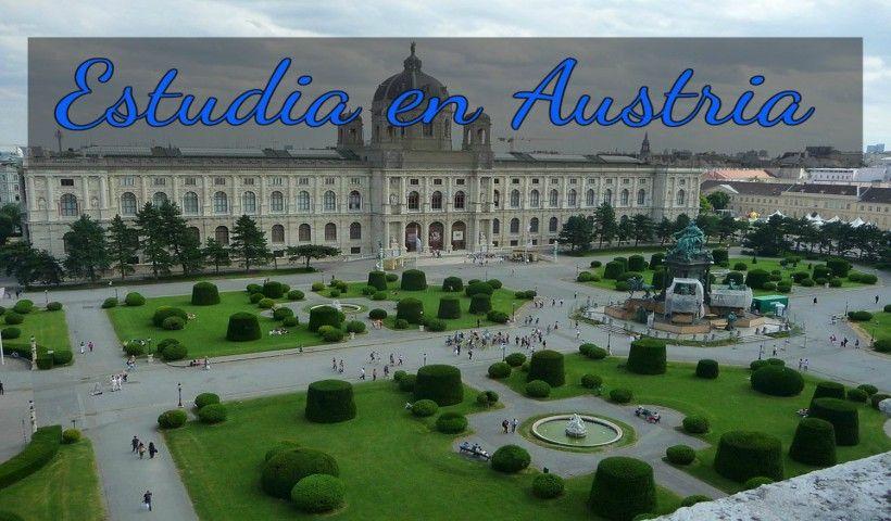 Austria: Beca Doctorado Posdoctorado Ciencias Universidad de Viena