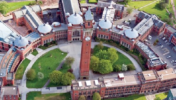 Reino Unido: Becas para Doctorado en Varios Temas University of Birmingham