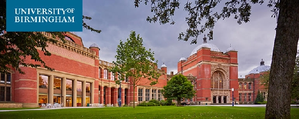 Reino Unido: Becas de Pregrado en Derecho University of Birmingham