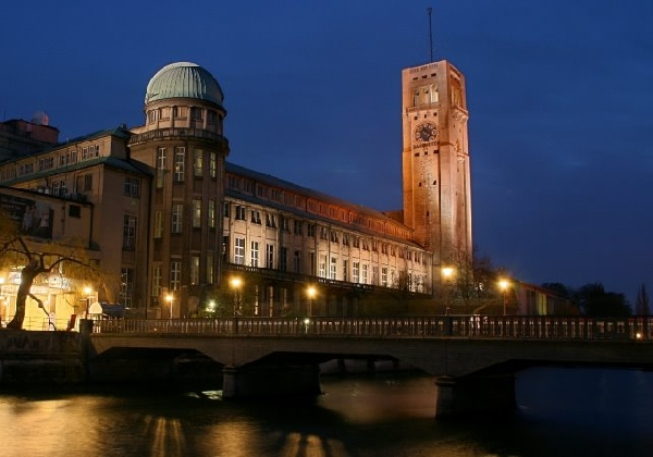 Alemania: Becas para Postgrado en Artes Deutsches Museum