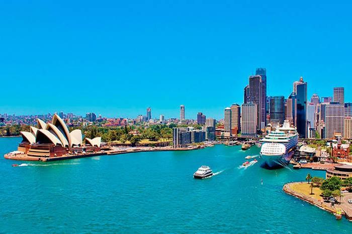Australia: Beca Curso Diversos Temas  Academia de Deporte Australiana
