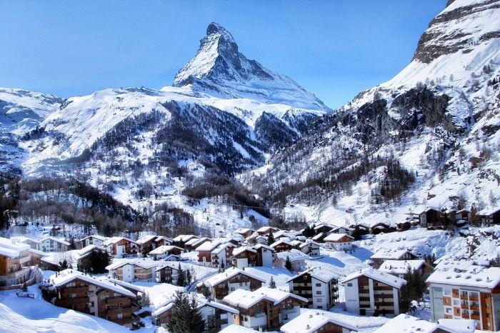 Suiza: Beca Maestría en Diversas Áreas  ETH Zurich