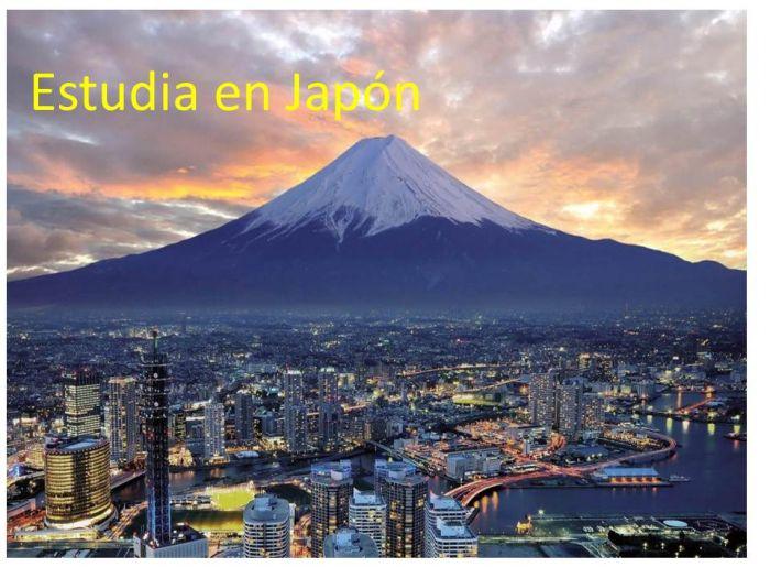 Japón: Beca Pregrado en Diversas Áreas  MEXT
