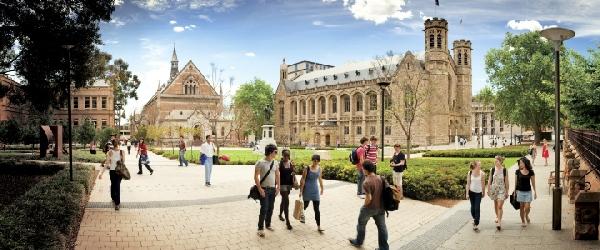 Australia: Becas para Maestría en Economía University of Adelaide