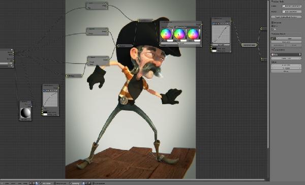 España: Becas para Maestría en Animación de Personajes 3D U-TAD