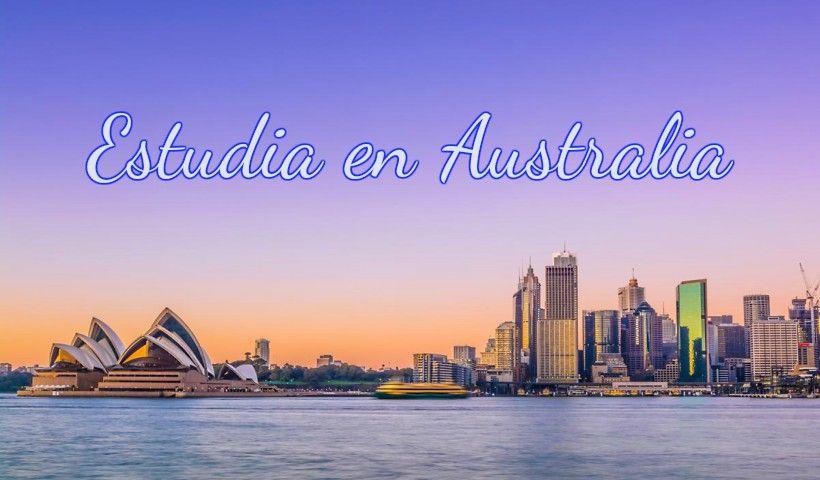 Australia: Beca Pregrado Cs de la Tierra Universidad Nacional de Australia