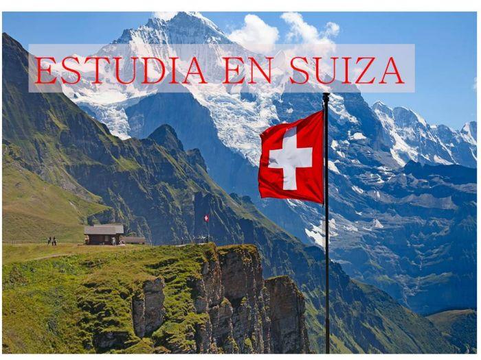 Suiza: Beca Maestría en Diversas Áreas  UNIL