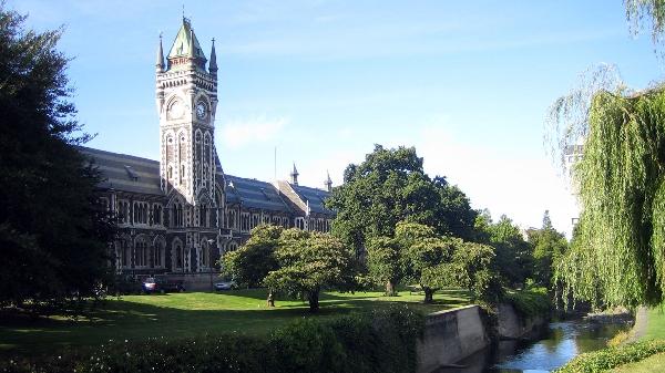 Nueva Zelanda: Becas para Maestría en Varios Temas University of Otago