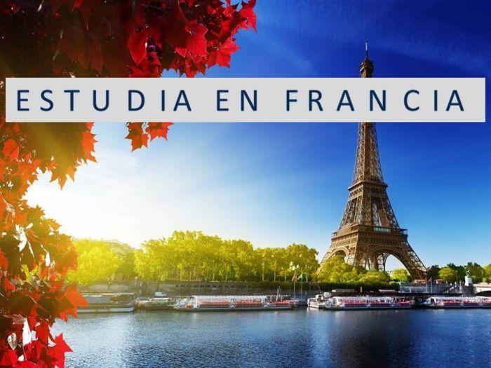 Francia: Beca Maestría y Doctorado en Diversas Áreas Programa Eiffel Excellence