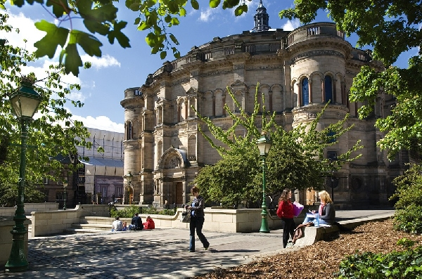Reino Unido: Becas para Maestría en Idiomas University of Edinburgh