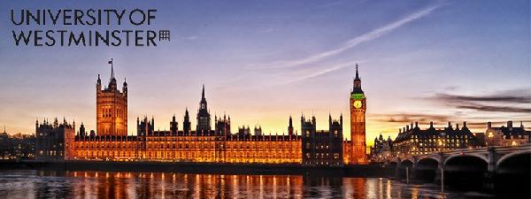 Reino Unido: Becas para Maestría en Diversos Temas University Westminster