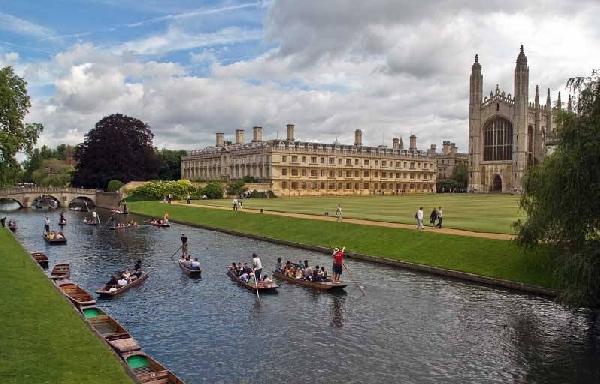Reino Unido: Becas para Postgrado en Varios Temas University of Cambridge