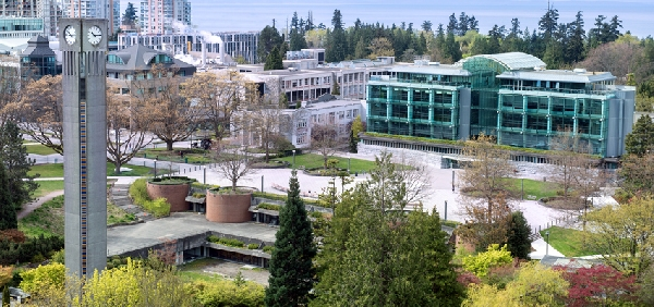 Canadá: Becas para Doctorado en Varios Temas University of British Columbia