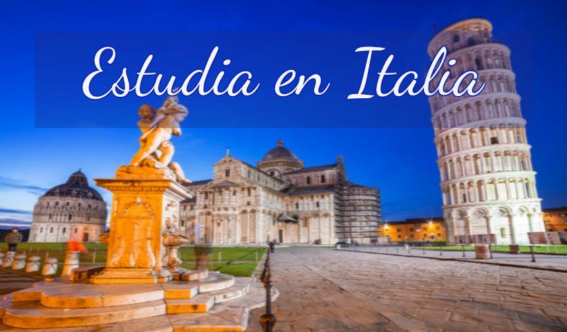 Italia: Beca Pregrado Maestría Diversas Áreas Universidad de Bolonia