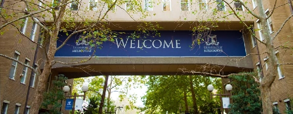 Australia: Becas para Pregrado en Varios Temas The University of Melbourne