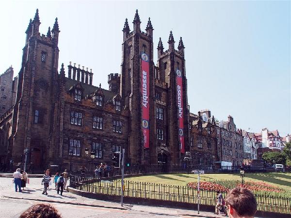 Reino Unido: Becas para Postgrado en Teología University of Edinburgh