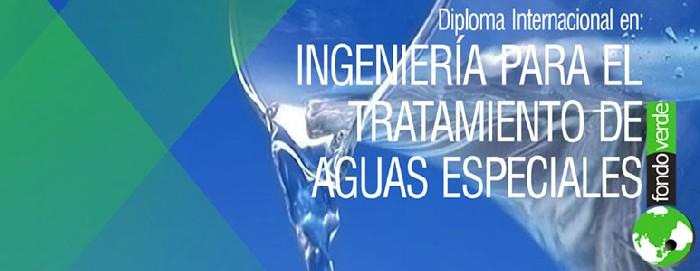 Online: Beca Maestría en Ingeniería para el Tratamiento de Aguas Especiales OEA  Fondo Verde