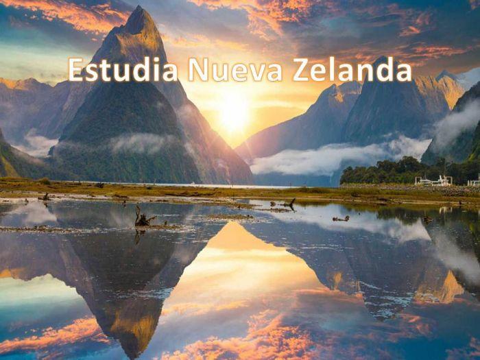 Nueva Zelanda: Beca Maestría en Diversas Áreas  Universidad de Waikato
