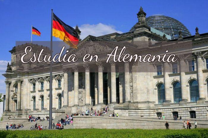 Alemania: Beca Posdoctorado Alexander von Humboldt-Stiftung / Foundation