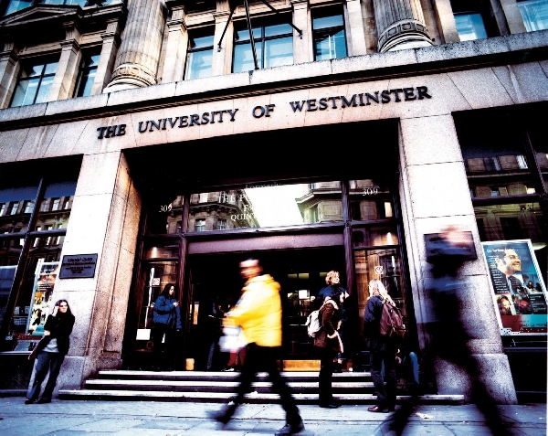 Reino Unido: Becas Para Maestría en Varios Temas University of Westminster para Centro América