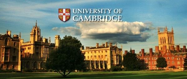 Online: Becas Postgrado Diversas Áreas  Universidad Cambridge
