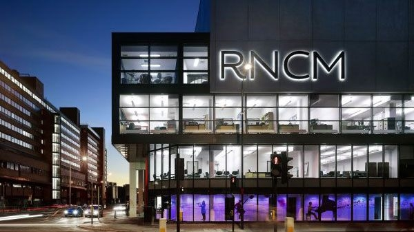 Reino Unido: Becas para Postgrado en Música Royal Northern College of Music