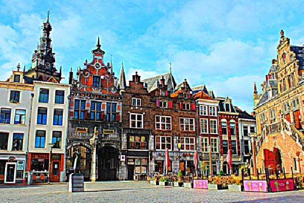 Holanda: Becas para Postgrado en Varios Temas Radboud University