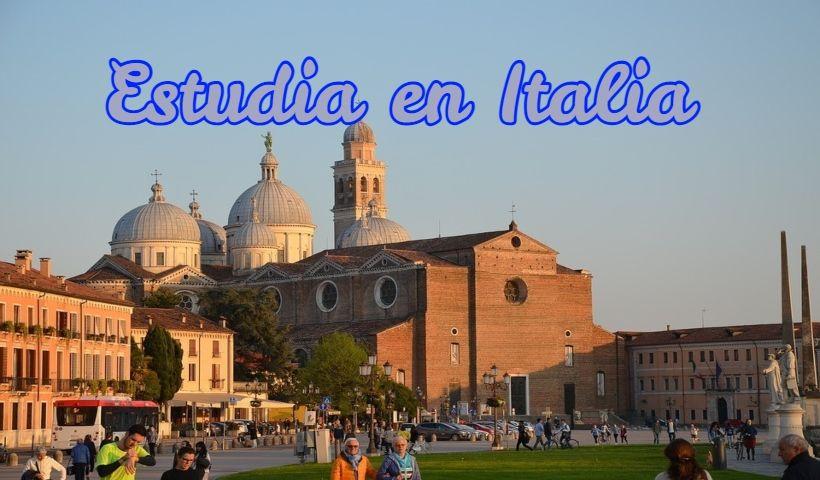 Italia: Beca Maestría Ciencias Universidad de Padua