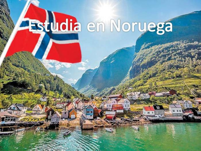 Noruega: Beca Doctorado en Economía NHH Norwegian School of Economics