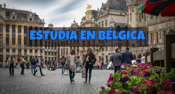 Bélgica: Beca Maestría Diversas Áreas Katholieke Universiteit Leuven