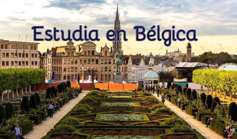 Bélgica: Beca Maestría Ciencias Katholieke Universiteit Leuven