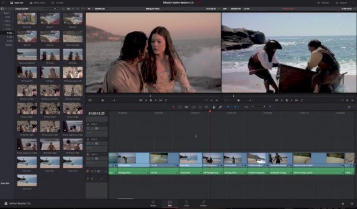 Edición de Vídeos con DaVinci Resolve